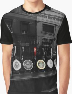 Birra Rossa Graphic T-Shirt