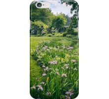Iris Meadow iPhone Case/Skin