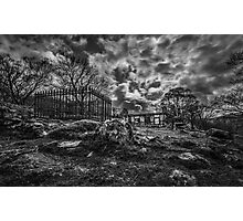 The Abandoned Chapel  Photographic Print