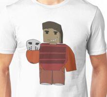 """Unturned Mask """"Hockey"""" Unisex T-Shirt"""