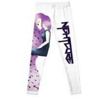 Music in Hair Leggings