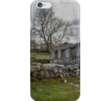Abandoned Chapel near Trefriw  iPhone Case/Skin