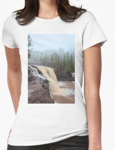 On To Superior Womens Fitted T-Shirt