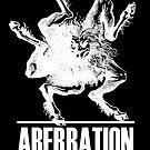 Aberration Beast Design - White by crankinhaus