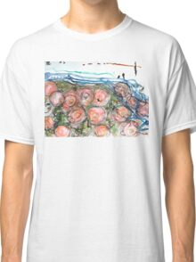 Watered Roses Classic T-Shirt