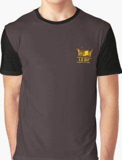Royal Crown - LS BAY Graphic T-Shirt