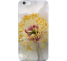 A love so pure iPhone Case/Skin