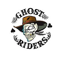 Ghost Riders Photographic Print