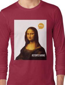 #STOPSTARING Long Sleeve T-Shirt