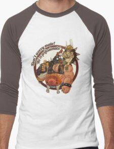 Junkers from Down Under Men's Baseball ¾ T-Shirt