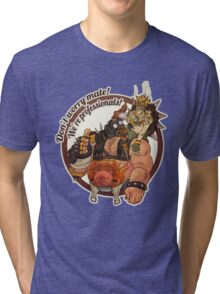 Junkers from Down Under Tri-blend T-Shirt