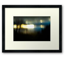 Another Night_1 Framed Print