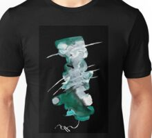 0099 - Brush and Ink - Slave to Decision Unisex T-Shirt