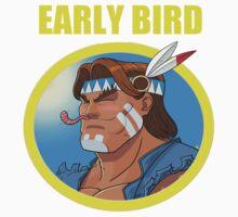 Early Bird Kids Tee