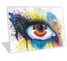 Eye Laptop Skin