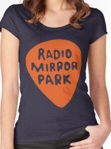 Radio Mirror Park Women's Fitted Scoop T-Shirt
