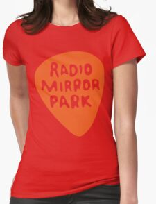 Radio Mirror Park Womens Fitted T-Shirt
