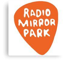 Radio Mirror Park (Gta radio) Canvas Print