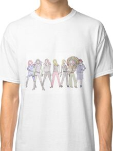 Strong Women Characters Classic T-Shirt