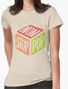 Non stop pop (Gta radio) Womens Fitted T-Shirt