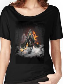 Assassin's Creed Unity art Women's Relaxed Fit T-Shirt