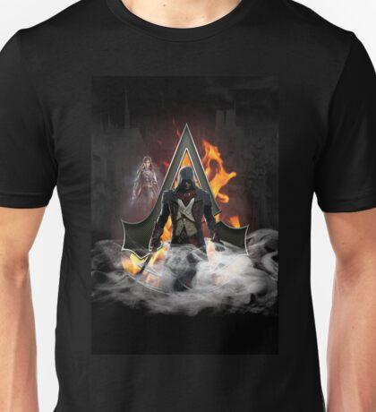 Assassin's Creed Unity art Unisex T-Shirt