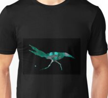 0095 - Brush and Ink - Negative Fourteen Pounds Unisex T-Shirt