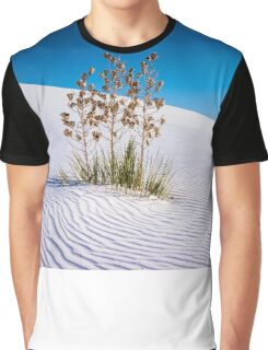 White Sands National Monument Graphic T-Shirt