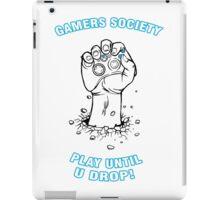 Gamers Society iPad Case/Skin