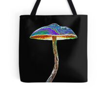 Psychedelic shroom Tote Bag