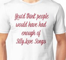 Elephant Love Medley  Unisex T-Shirt