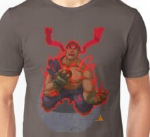 Evil Ryu Red Eyes Unisex T-Shirt