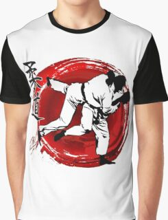 Judo Graphic T-Shirt