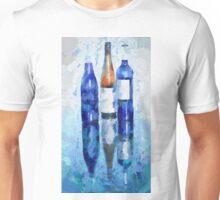 Wine Reflection Unisex T-Shirt