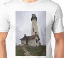 Pigeon Point Lighthouse III Color Unisex T-Shirt