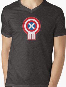Mc Mash Up 1 Mens V-Neck T-Shirt