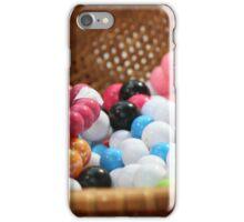 Gum balls? Naah iPhone Case/Skin