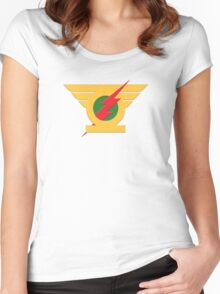 DCc Mash Up 1 Women's Fitted Scoop T-Shirt