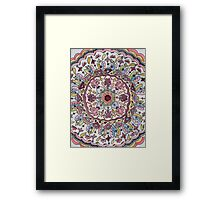 Mandala 01 Framed Print