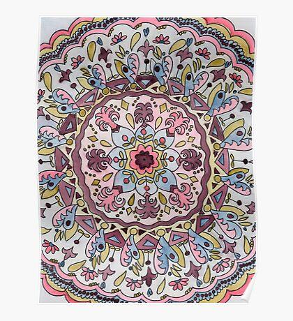 Mandala 01 Poster