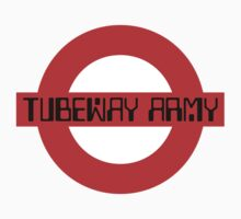 Tubeway Army [roundel] One Piece - Short Sleeve