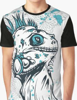 Blue Iguana Graphic T-Shirt
