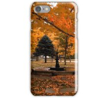 A Quiet Moment on the Common iPhone Case/Skin