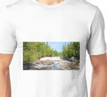 Two Step Panorama Unisex T-Shirt