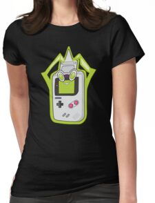 Retro Fusion Womens Fitted T-Shirt
