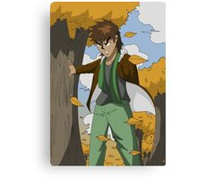 Raiden Legacy - Autumn Wolf (Chill) Canvas Print