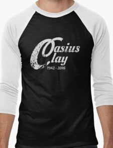Limited Edition Casius Clay  Men's Baseball ¾ T-Shirt