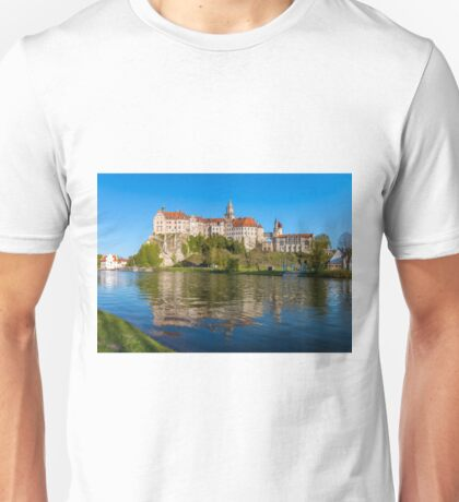 Hohenzollern Castle in Sigmaringen, Germany Unisex T-Shirt