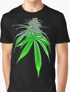 Dope Bud Graphic T-Shirt