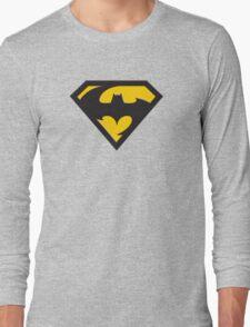 DCc Mash Up 2 Long Sleeve T-Shirt
